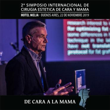 Dr. Stefano Pompei - De Cara a la Mama 2019.