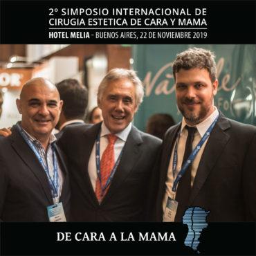Dres. Marcelo Di Magio, Luis Ripetta y Daniel Moina.