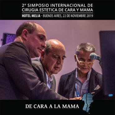 Dres. Stefano Pompei, Alberto Rancati y Marcelo Irigo. De Cara a la Mama 2019.