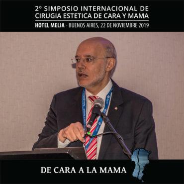 Dr. Hossam Foda. De Cara a la Mama 2019.