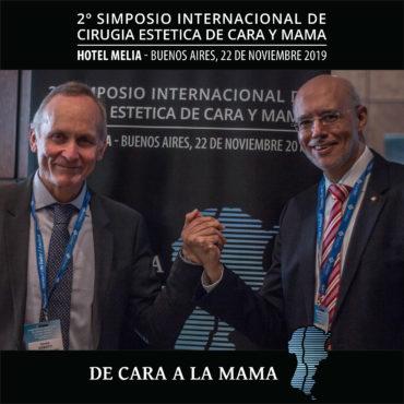 Dr. Enrico Robotti y Hossam Foda